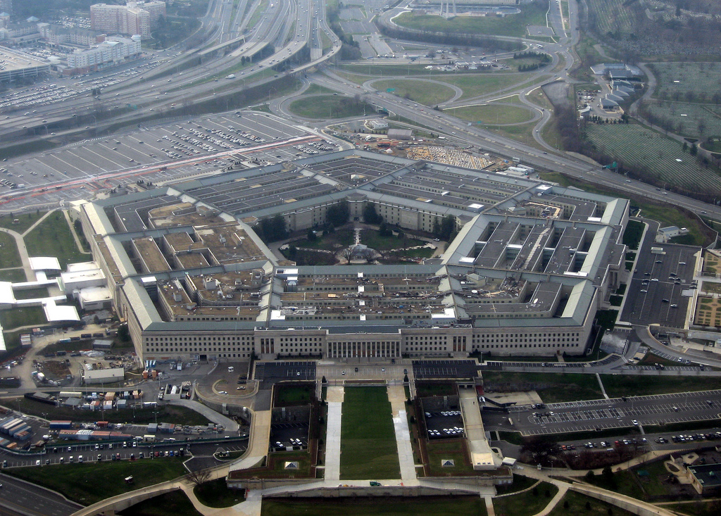 The Pentagon Budget Is Shrinking. Invest in Transition!