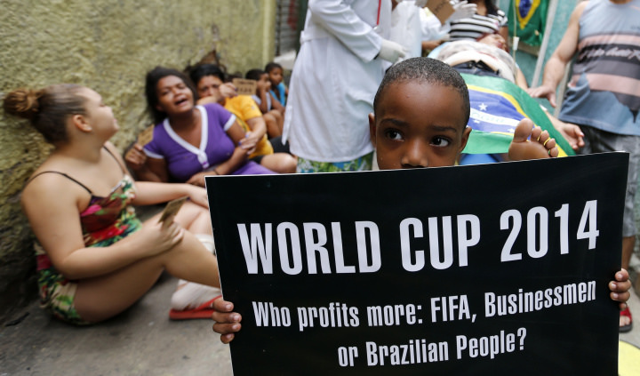Soccer Is Democratic. The World Cup Is Oligarchy.
