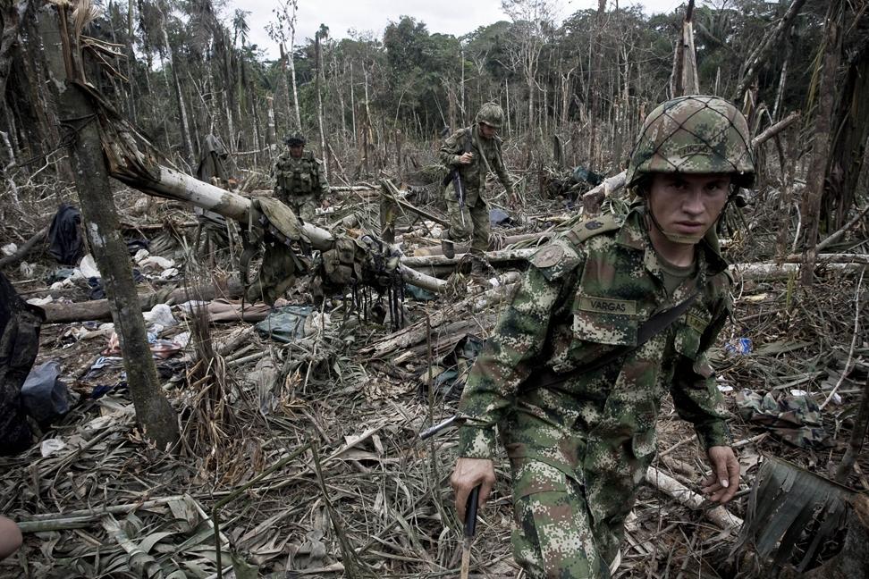 Let Colombia End Its Civil War