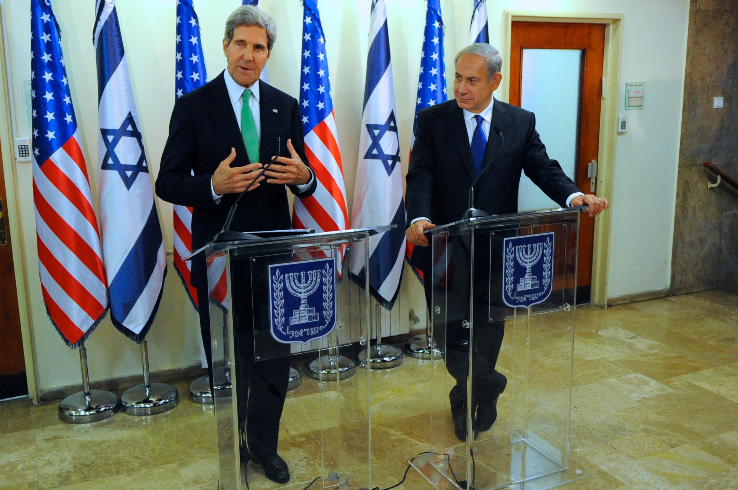 U.S. Culpability in the Failure of Israeli-Palestinian Peace Talks