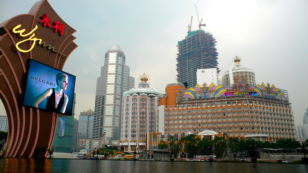 Macau: Gambling Away the Future on China's Doorstep