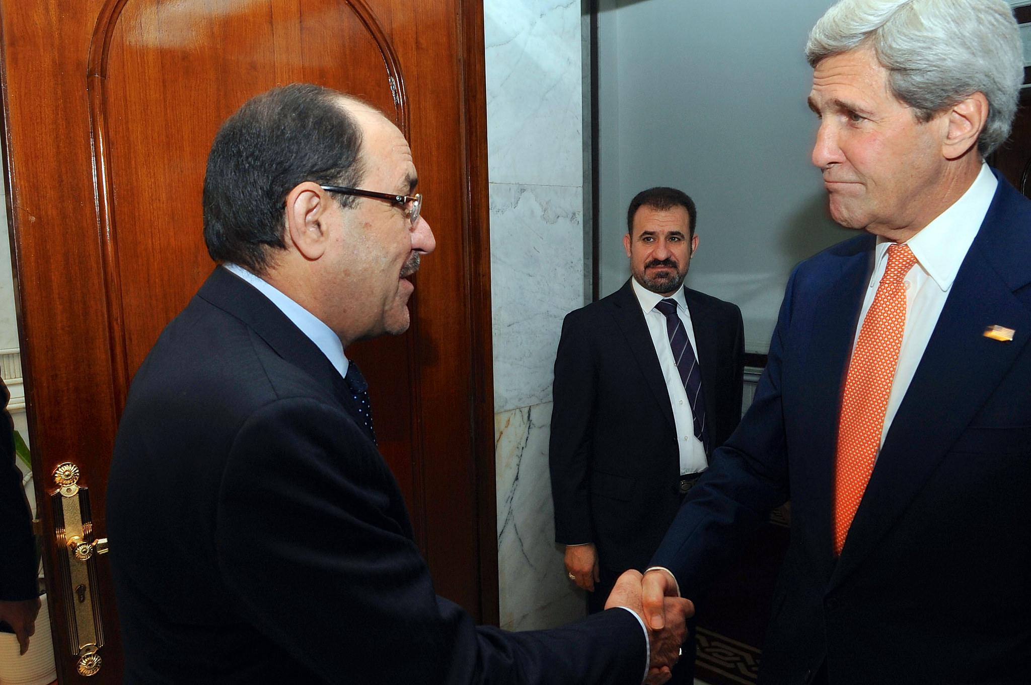 Maliki Big Loser in the Blame Game