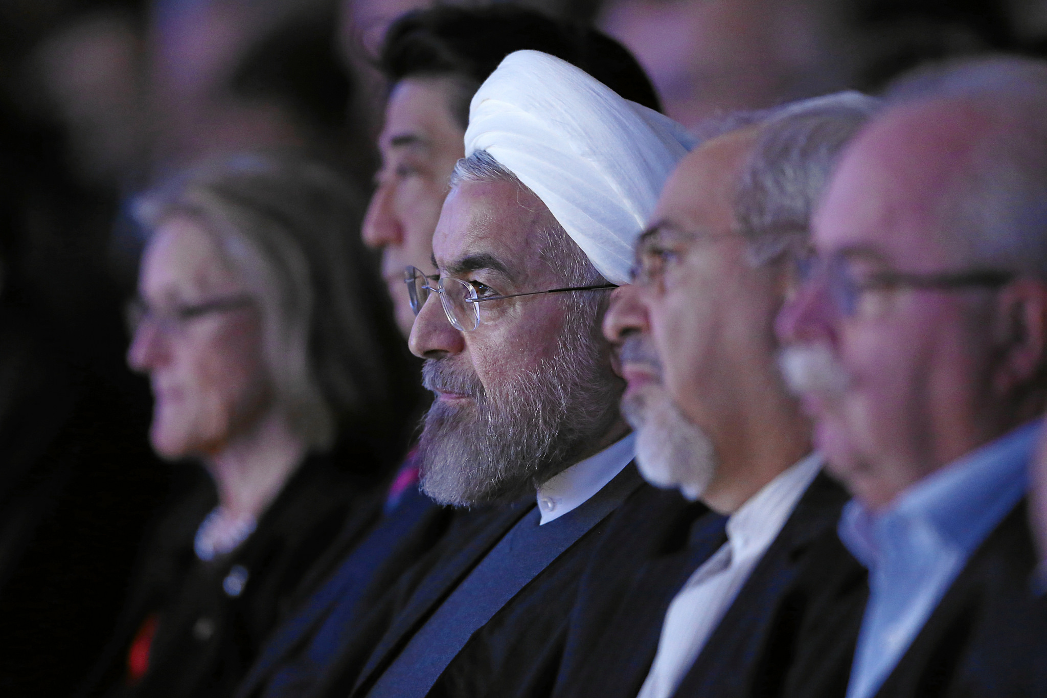 Reset Relations with Iran