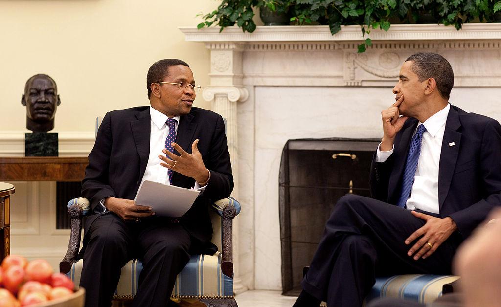 Obama: Into Africa