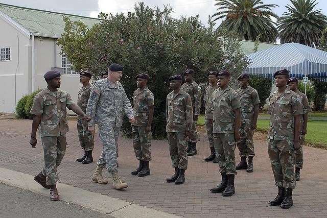 AFRICOM-Lite: The Obama Administration's Security Governance Initiative for Africa