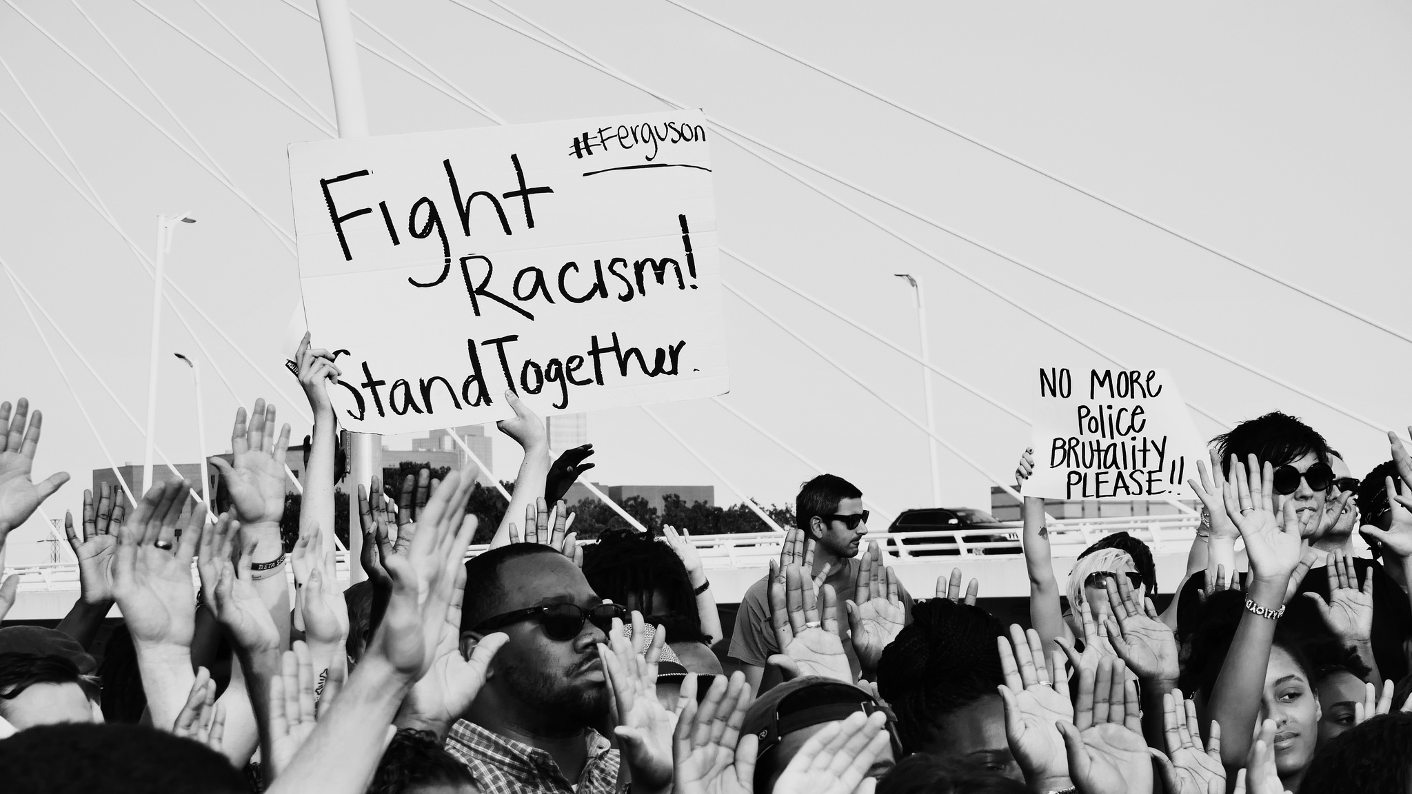 From Gaza to Ferguson: Exposing the Toolbox of Racist Repression