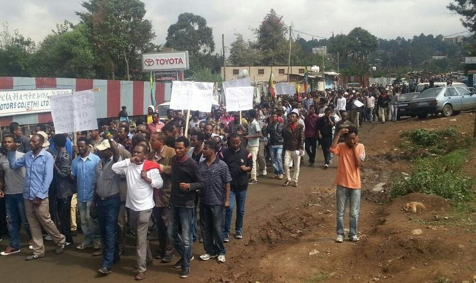 Ethiopian Activists Fight U.S.-Backed Land Seizures