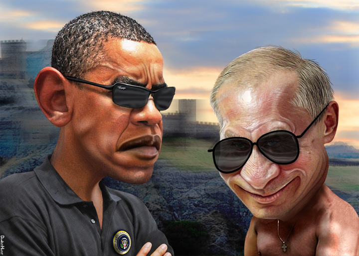 U.S. Leadership Against Russia Crippled By Its Own Hypocrisy