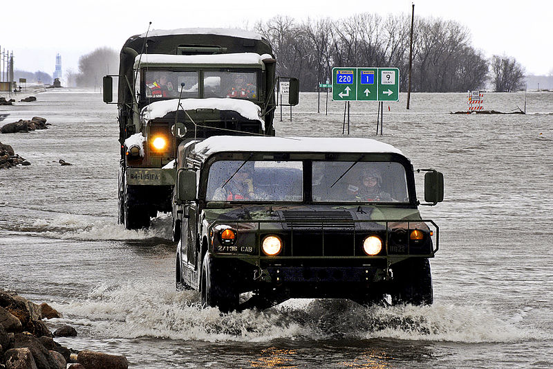 The Pentagon Comes Up Short on Climate