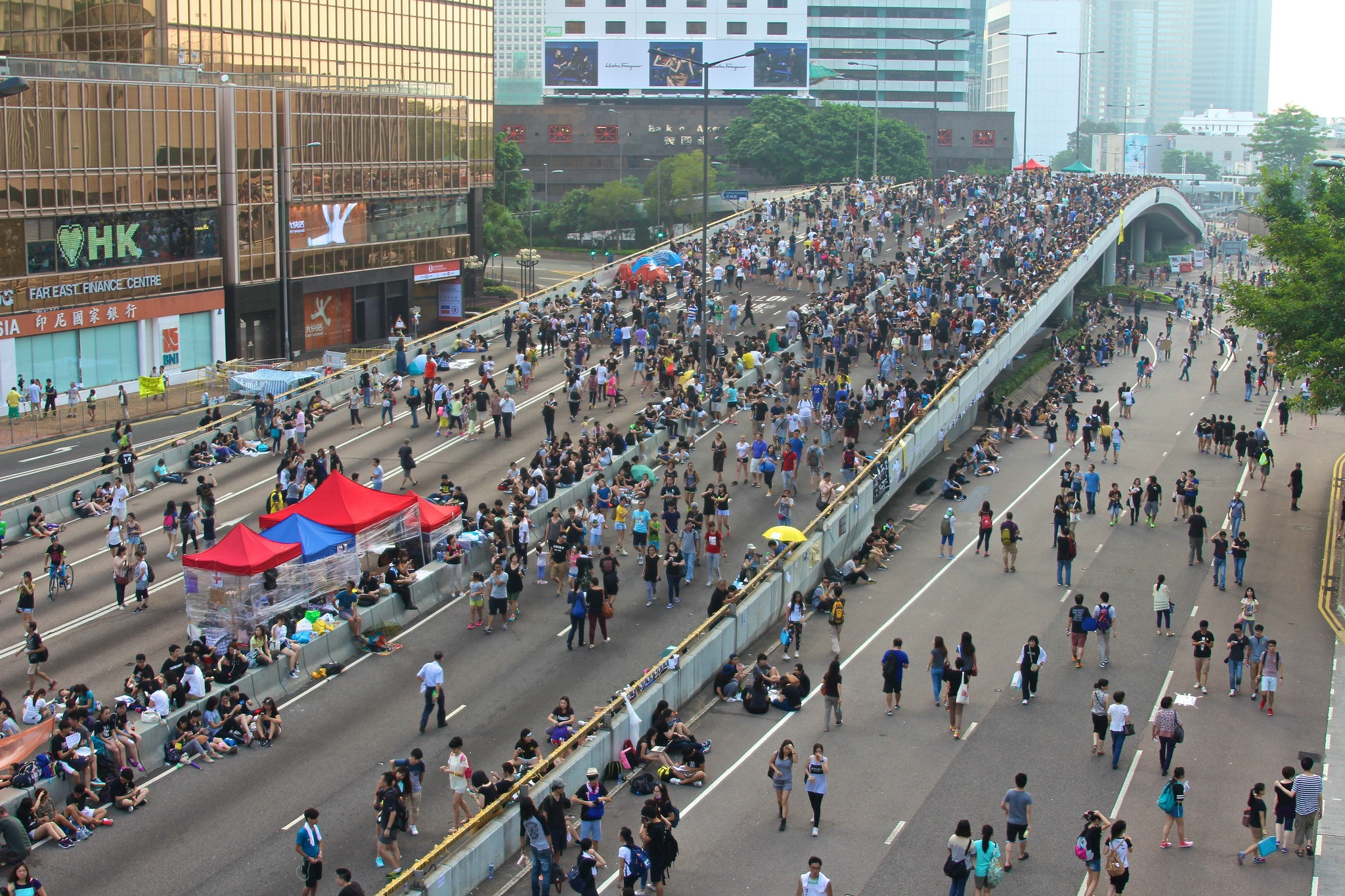 Hong Kong: The Future of People Power?