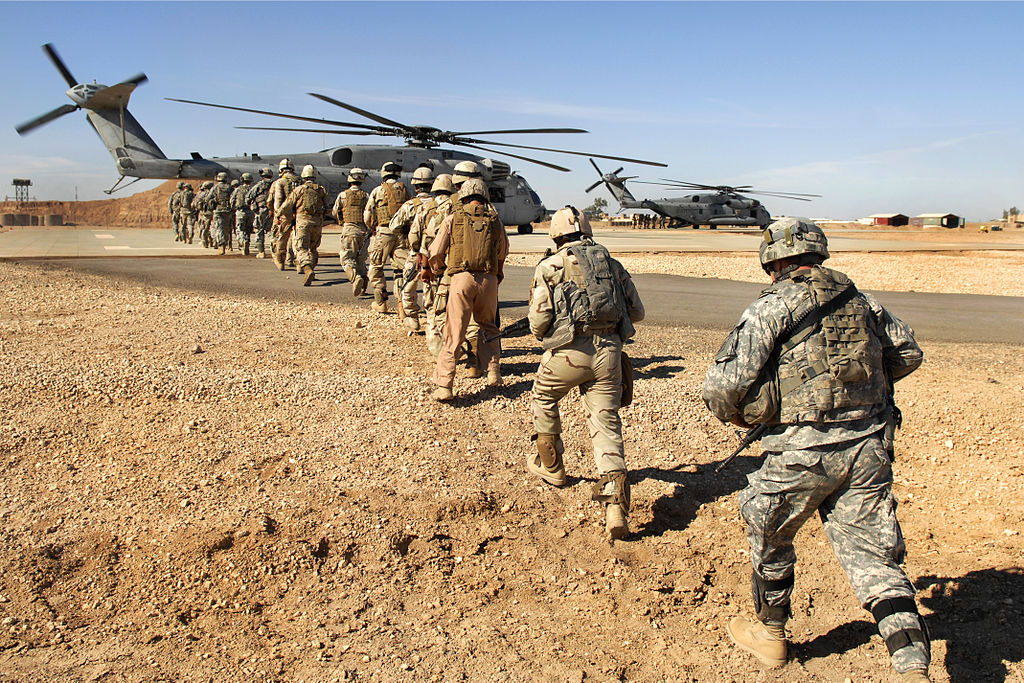The U.S. Has an Empire of Bases in the Middle East — and It's Not Making Anyone Safer