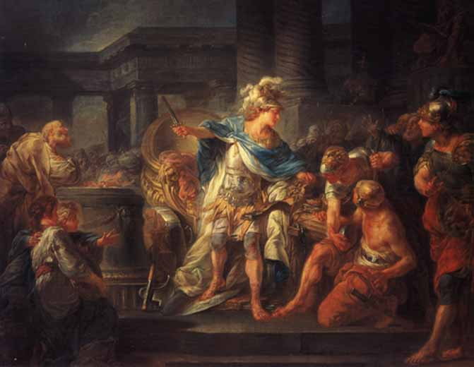 Obama and the Gordian Knot of Politics