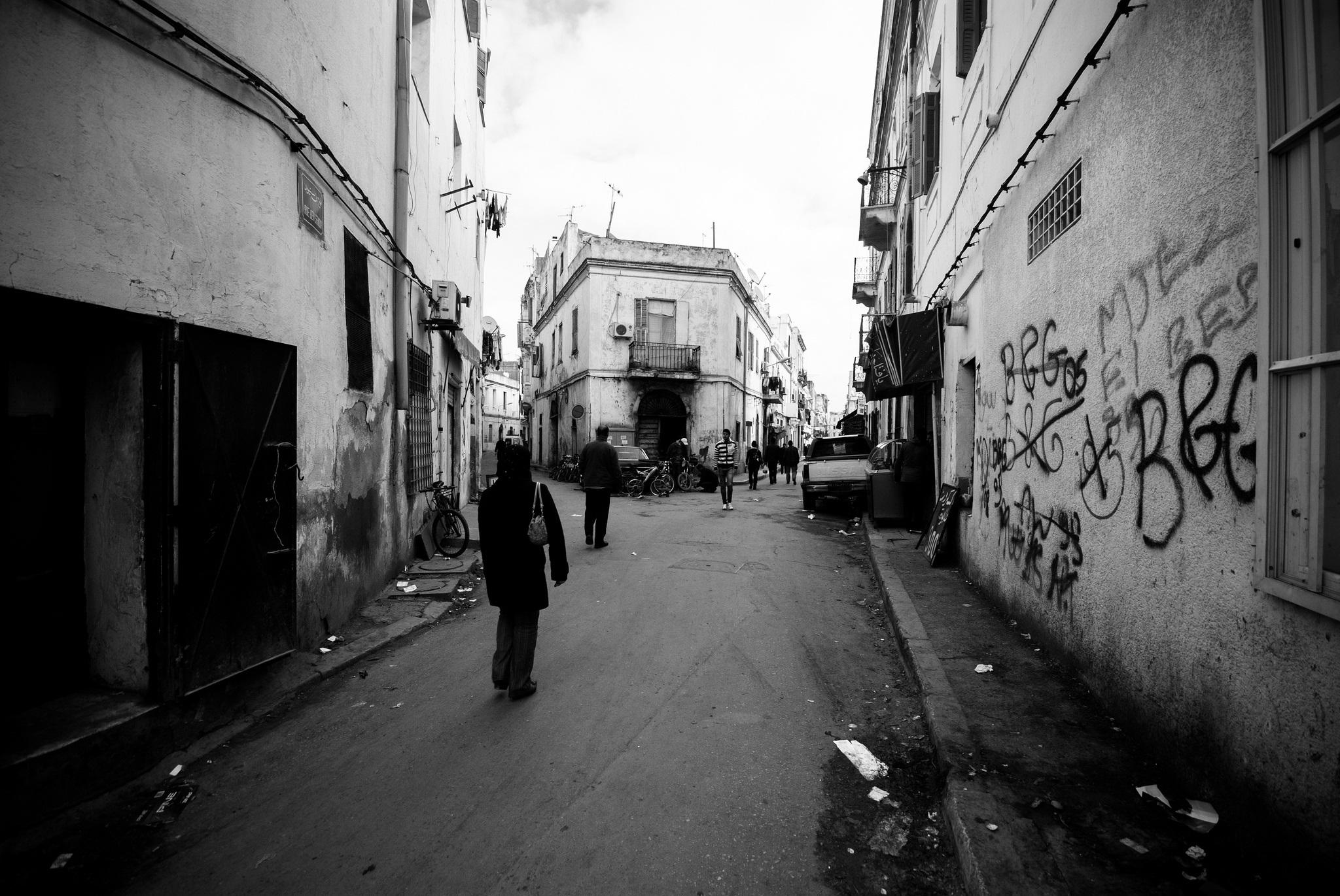 Tunisia's Unfinished Revolution