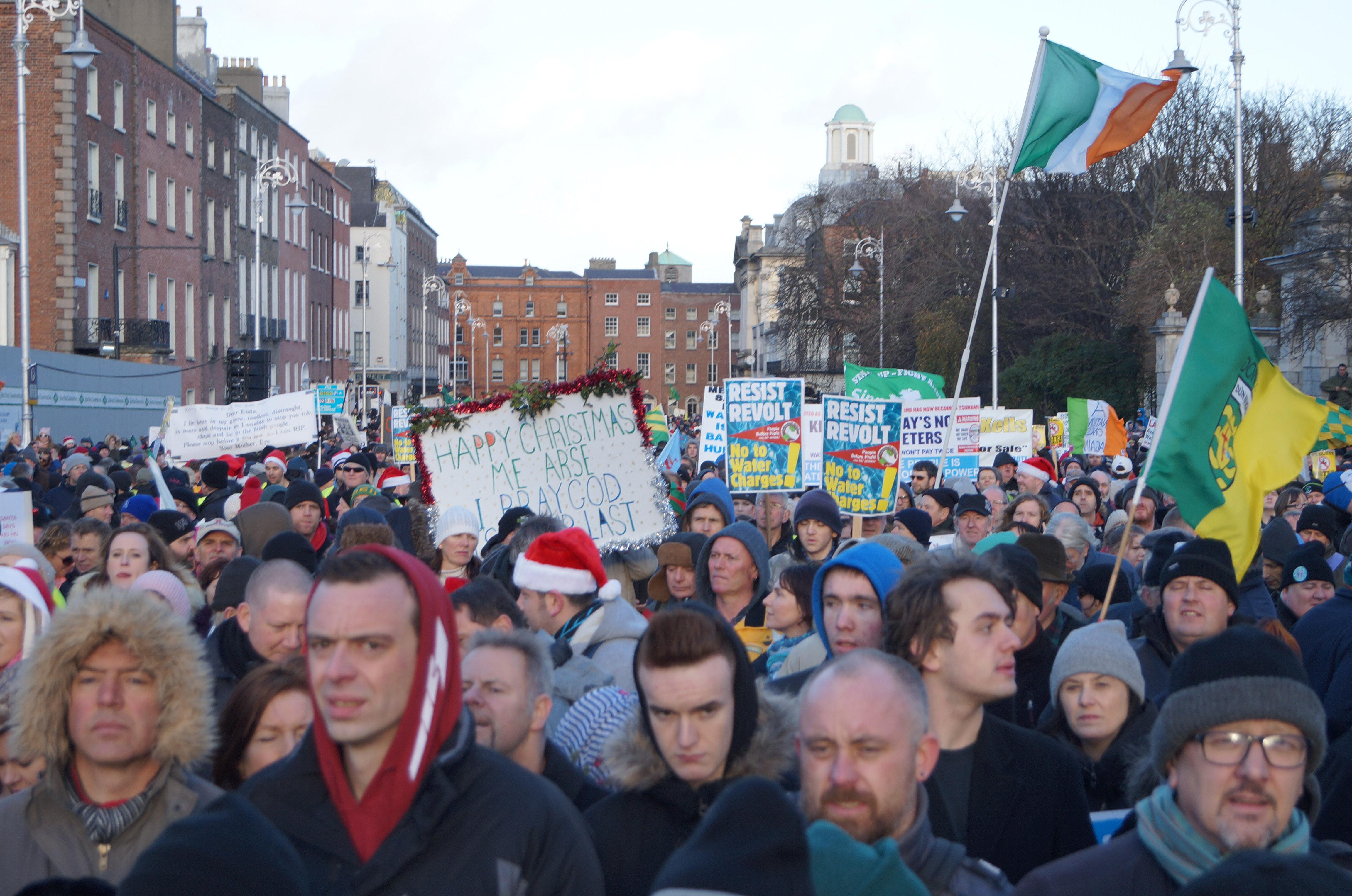 From Detroit to Dublin, A Fight for the Right to Water