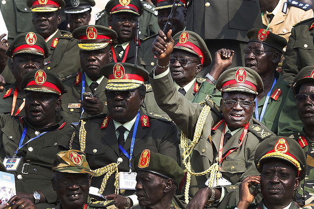 South Sudan: Going From Bad to Worse
