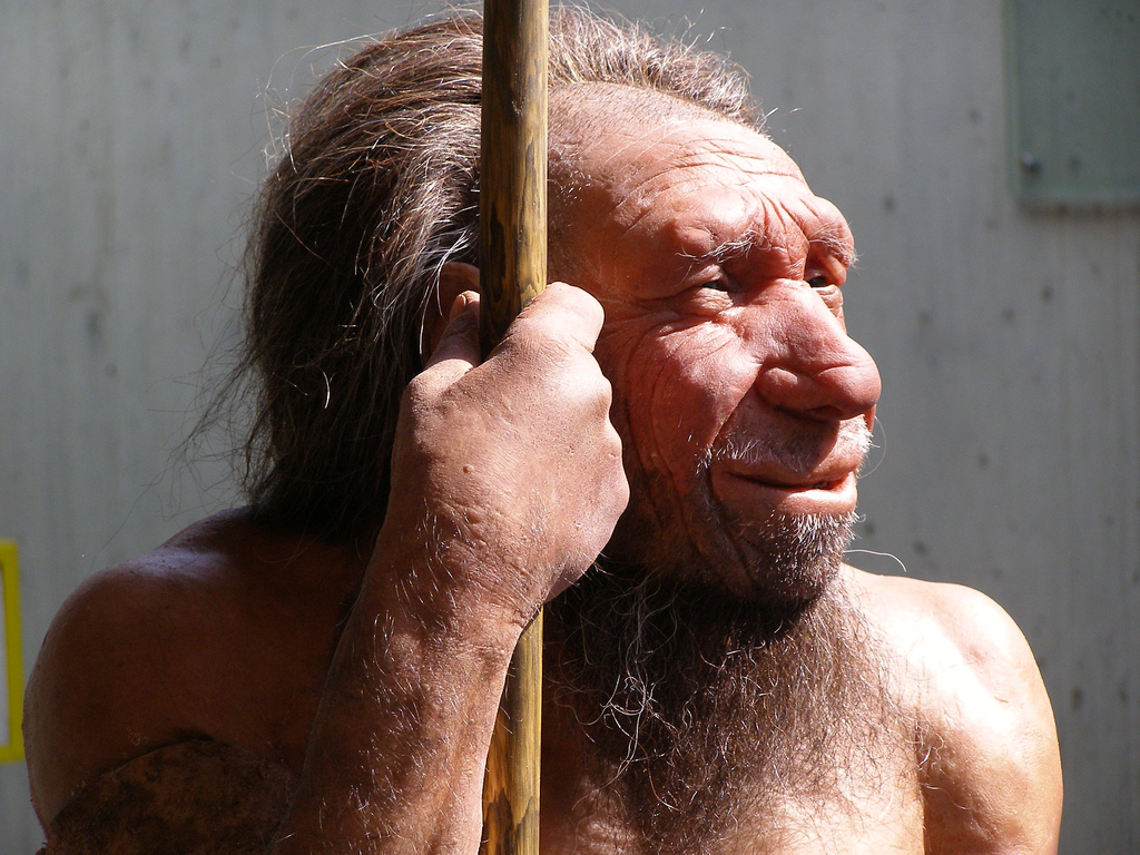 A Neanderthal Foreign Policy