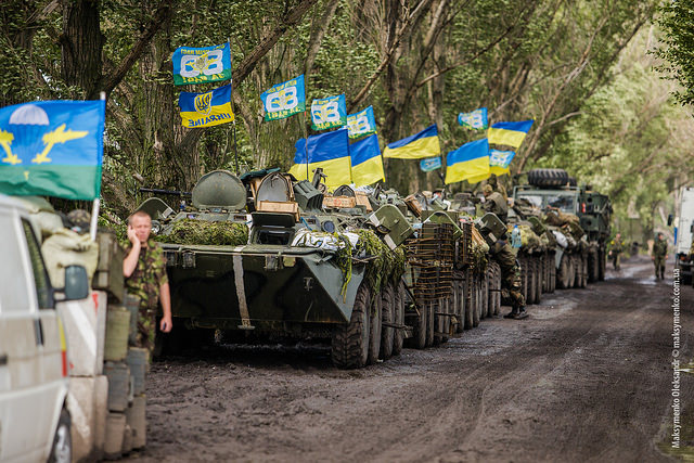 Can Ukraine Gnaw Its Way out of Trouble?