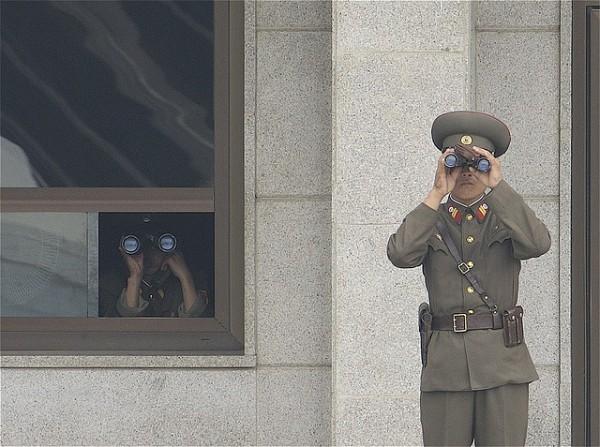 Crossing the Korean DMZ for Peace