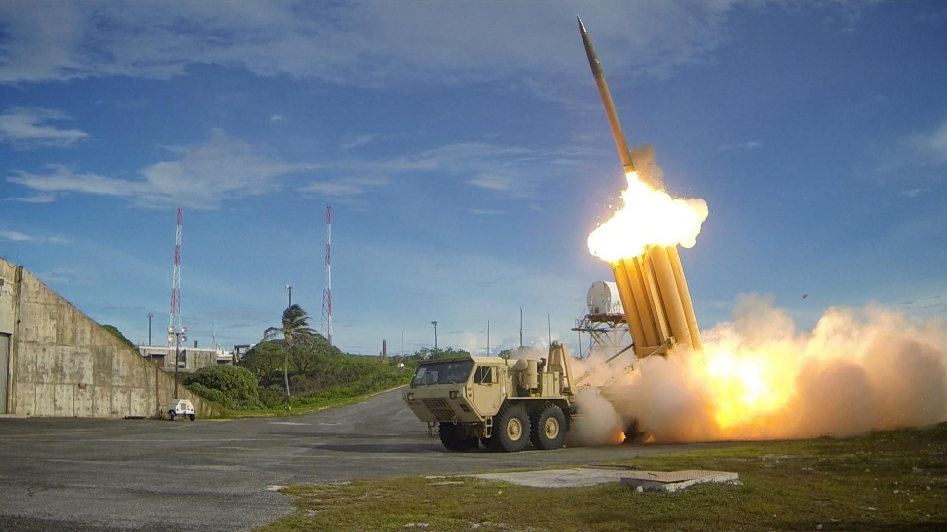 The Madness of THAAD