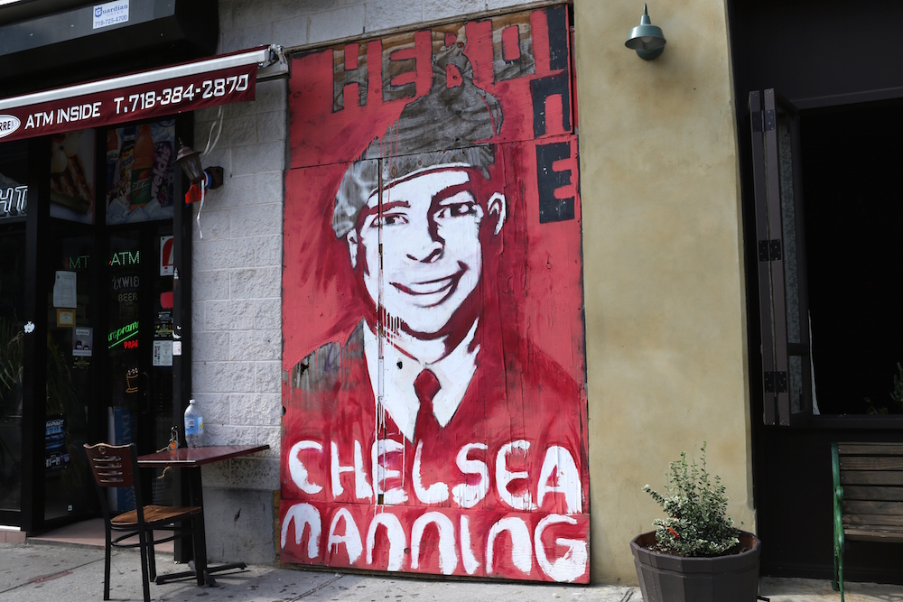 The Gambit to Free Chelsea Manning