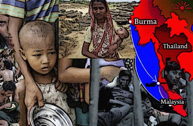 rohingya-refugees-burma-bangladesh-malaysia-