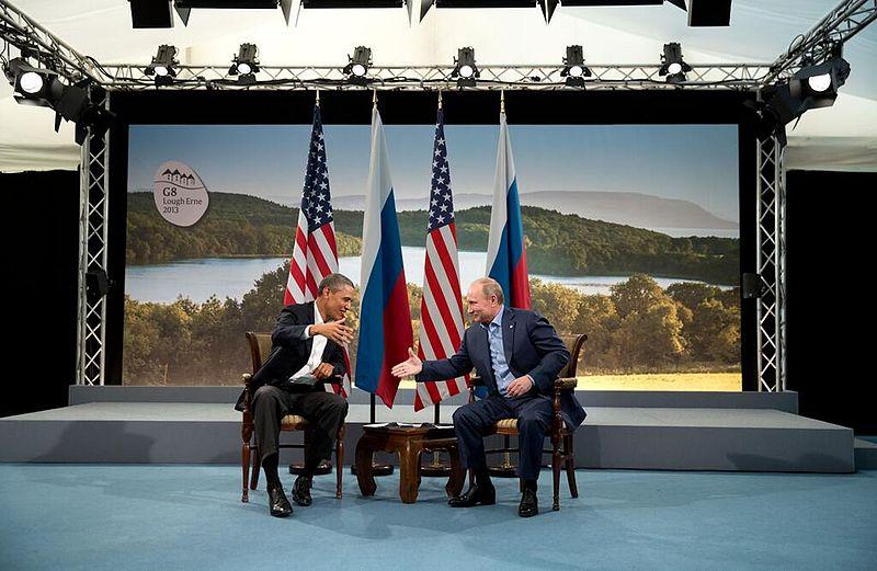 Russia and America: Confronting Empire