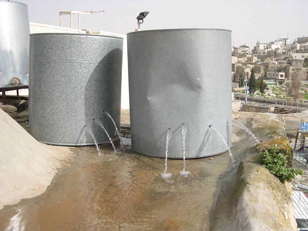 Rivers of Dust: The Future of Water and the Middle East