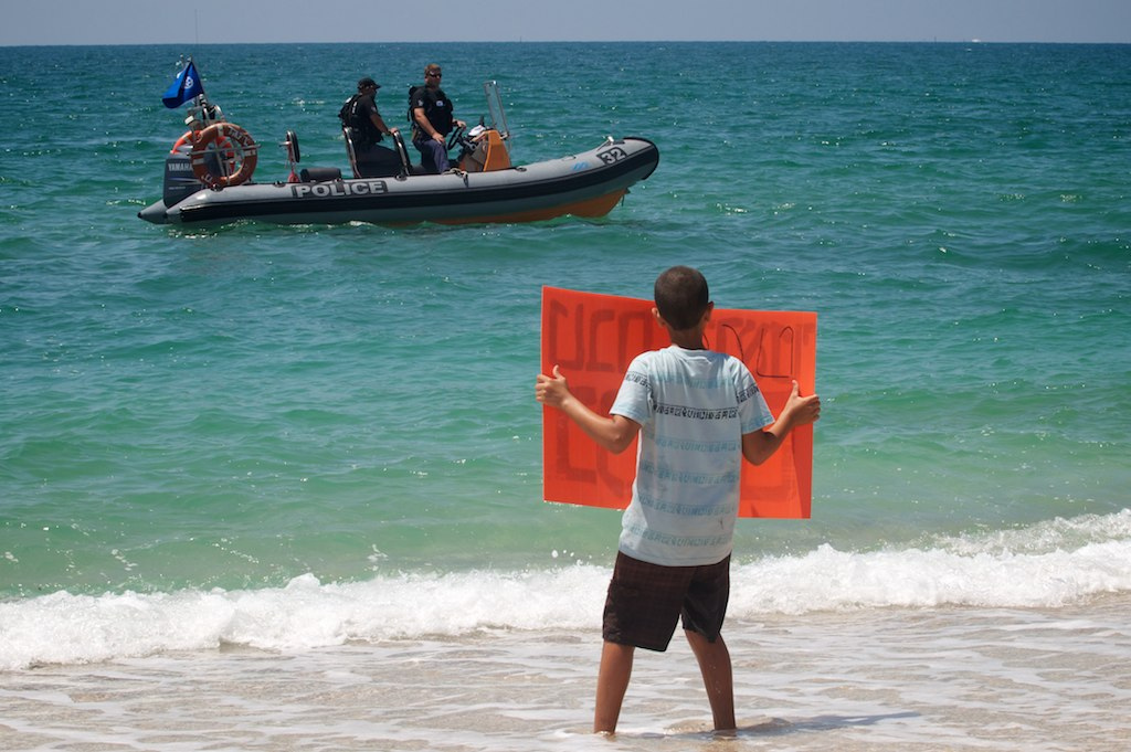 Israel Intercepts Another Gaza Aid Flotilla