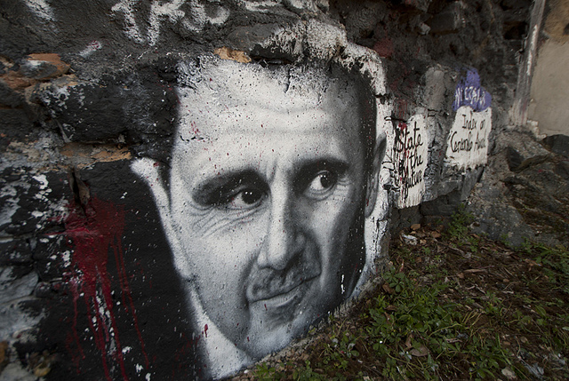 Latest Round of Syrian Peace Talks Stumbles Out of the Blocks