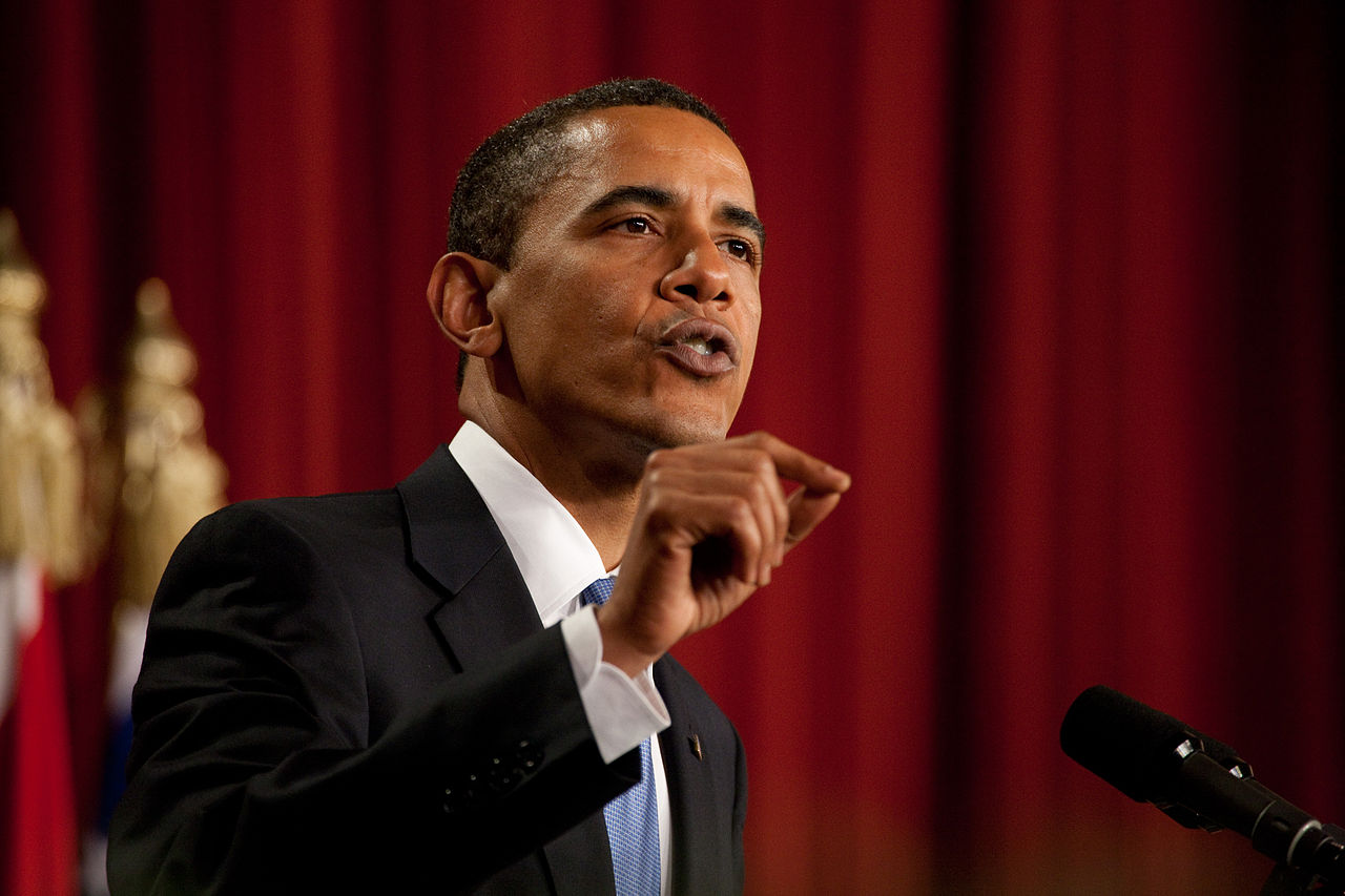 Constructive Conflict Applications in Obama's Foreign Policies