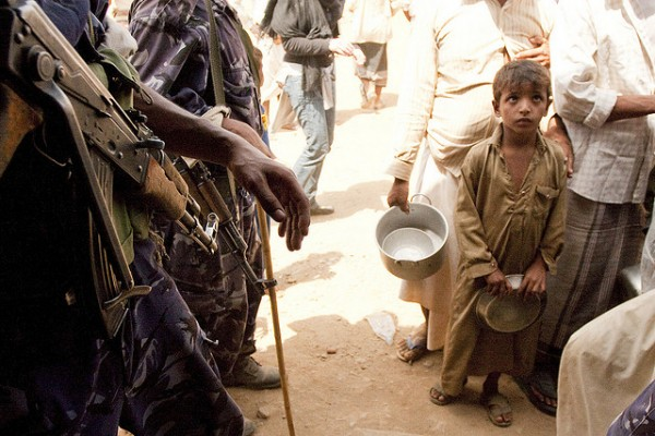 Yemen Is Starving, and We're Partly to Blame