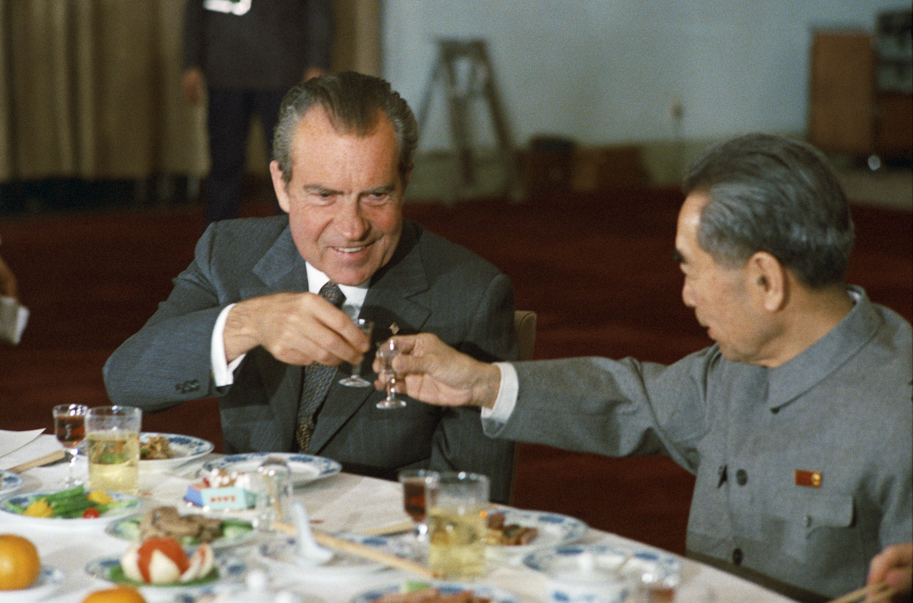 Iran Deal: Is Obama Channeling Nixon?