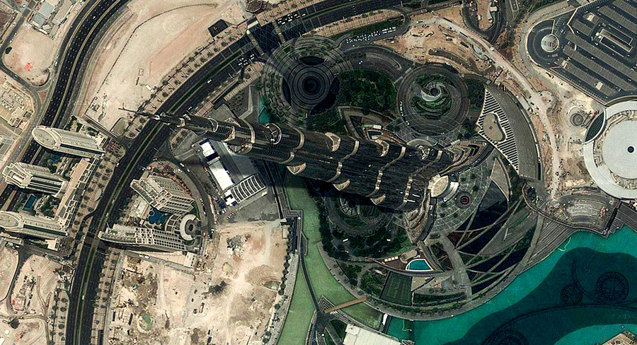 Dubai's Skyline Is a Monument to Oppression, Not Prosperity