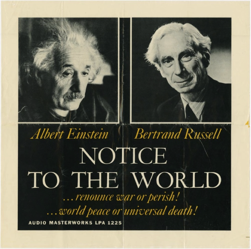 Call for Sanity on Sixtieth Anniversary of the Russell-Einstein Manifesto