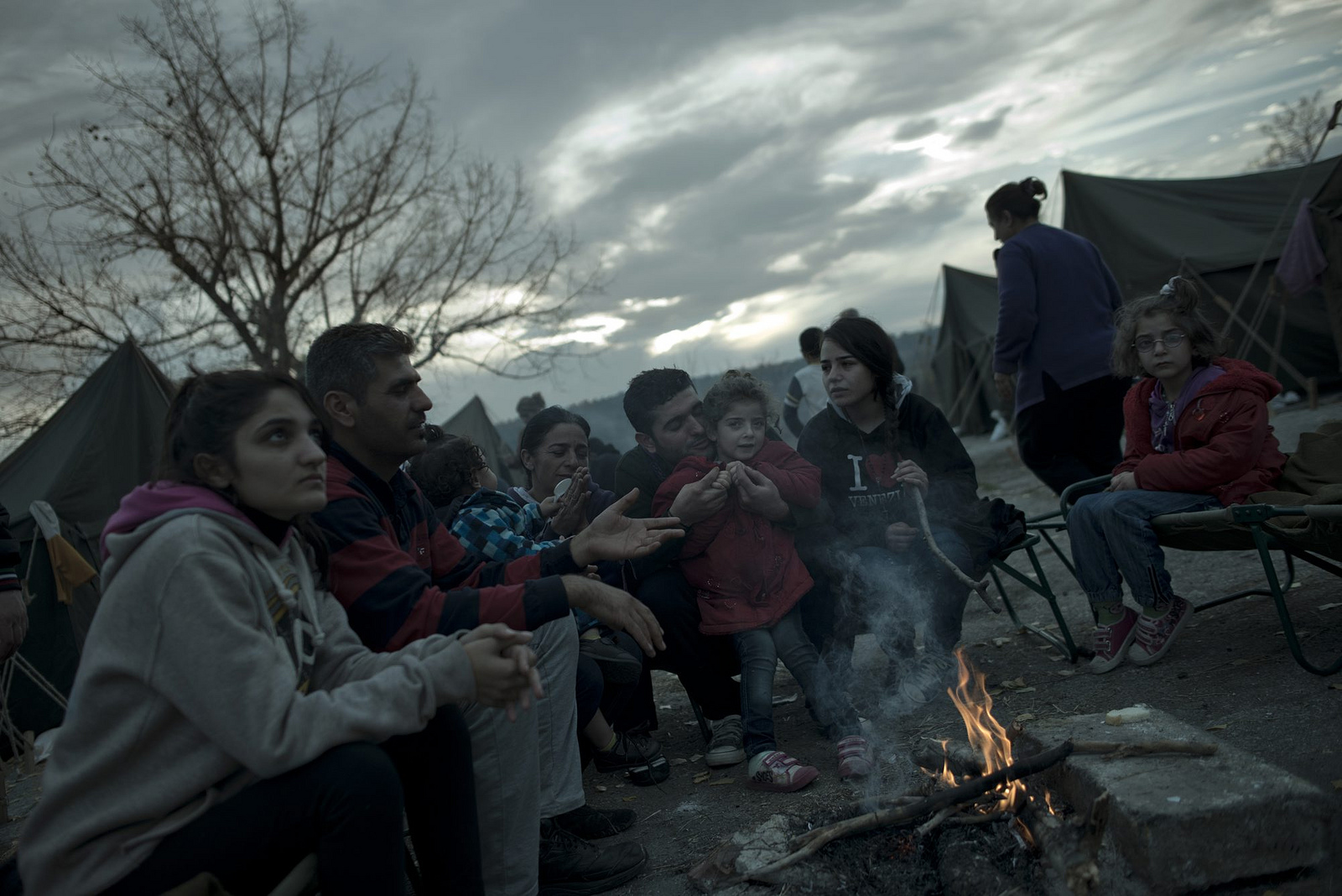 What America Owes the Refugees Pouring Into Europe