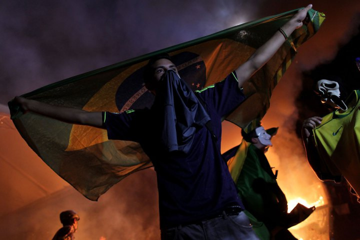 What Happened to Brazil?