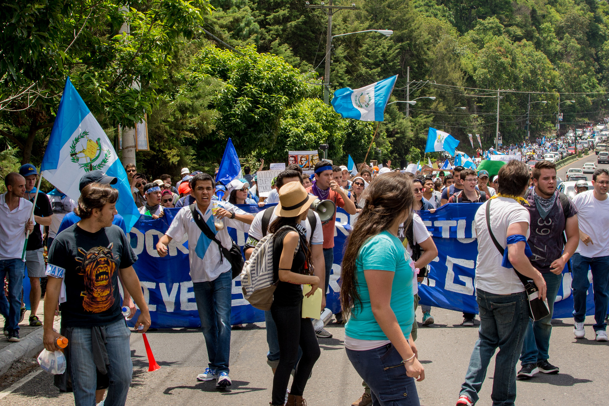 Guatemala's President Is Now in Jail. Some Americans Should Join Him.