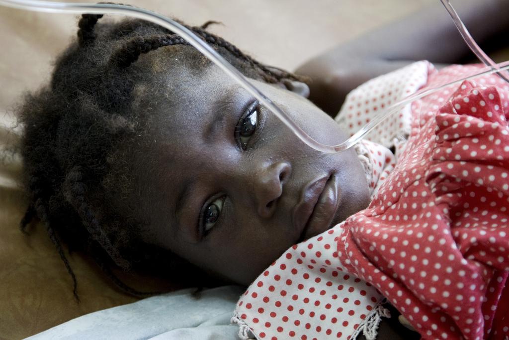 Haiti's Earthquake Was Devastating. The Cholera Epidemic Was Worse.