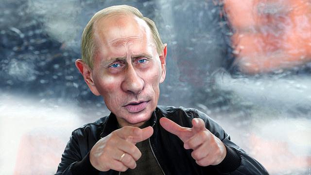 Russia Hacks the World