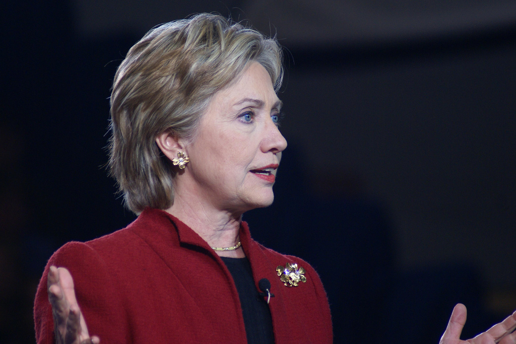 Hillary Clinton Hasn't Learned a Thing from Iraq