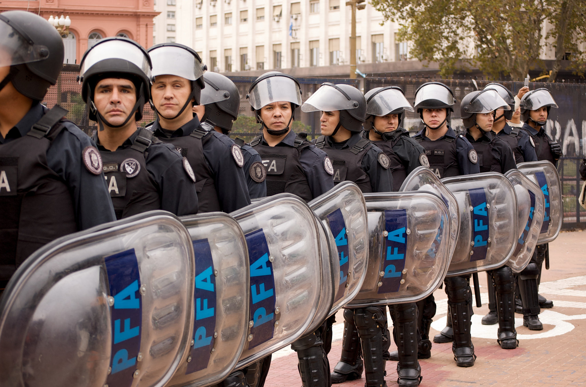Is the Drug War Coming to Argentina?