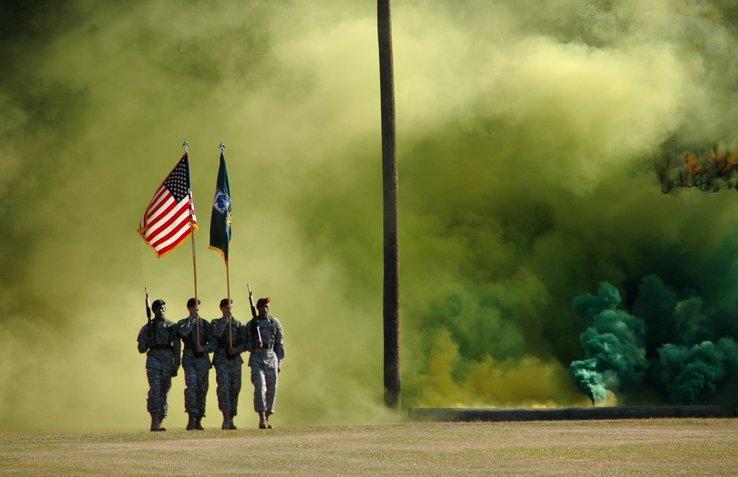 The Pentagon's Twisted Potlatch