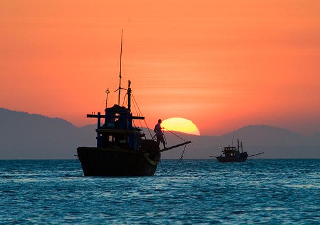 US-China Maritime Disputes: Too Close for Comfort
