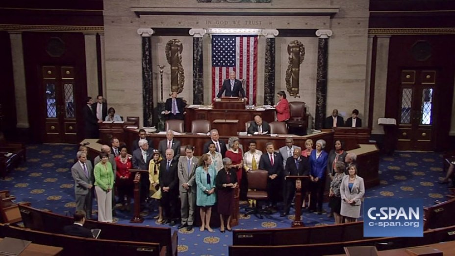 The House Sit-In Would've Been More Powerful if It Rejected 'No Fly, No Buy'