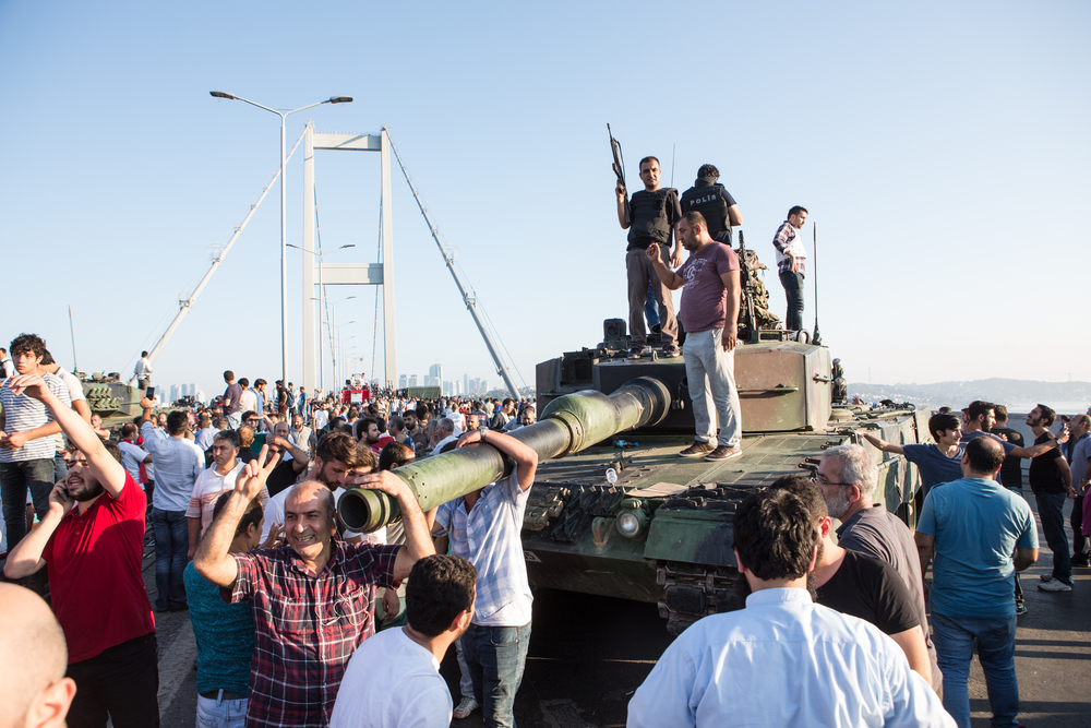 The Surprising Popularity of Military Coups