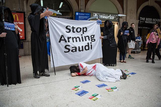 Contesting the U.S.-Saudi Bromance With 1,000 Cuts