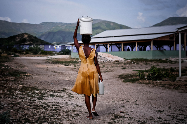 After Hurricane, Haitian Women Ready to Lead