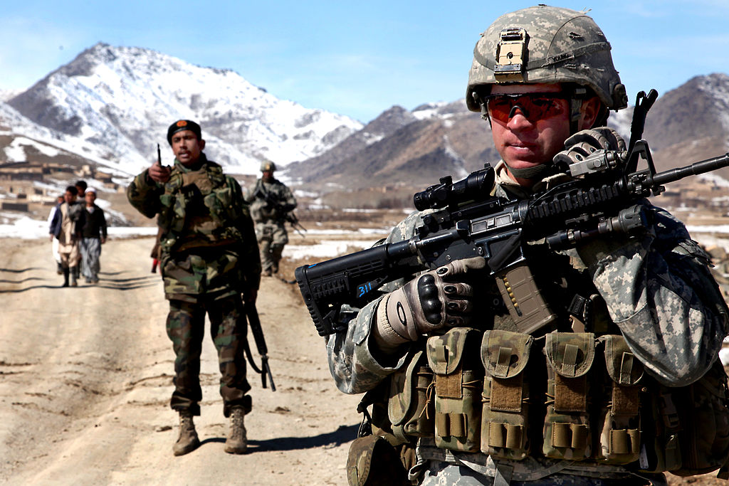 Maintaining Influence in Afghanistan