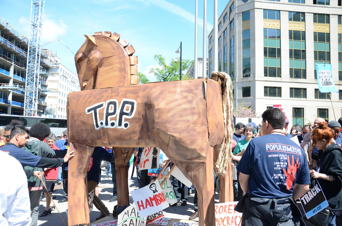 The National Security Case for a TPP Lame Duck Vote: Not!