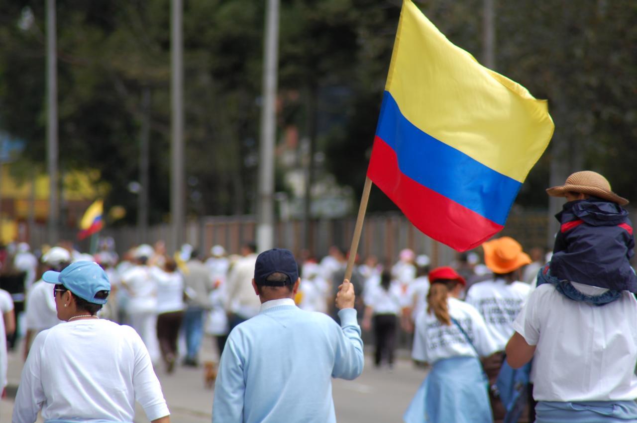 Colombia: Disturbing the Peace